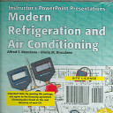 Modern Refridgeration and Air Conditioning