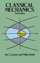 Classical Mechanics Pdf/ePub eBook