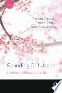 Sounding Out Japan Book PDF