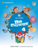 Be Curious Level 4 Home Booklet