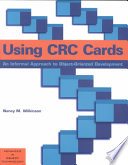 Using CRC Cards
