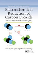 Electrochemical Reduction of Carbon Dioxide Book