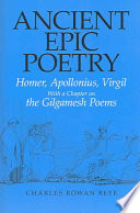 Ancient Epic Poetry