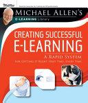 Creating Successful E Learning