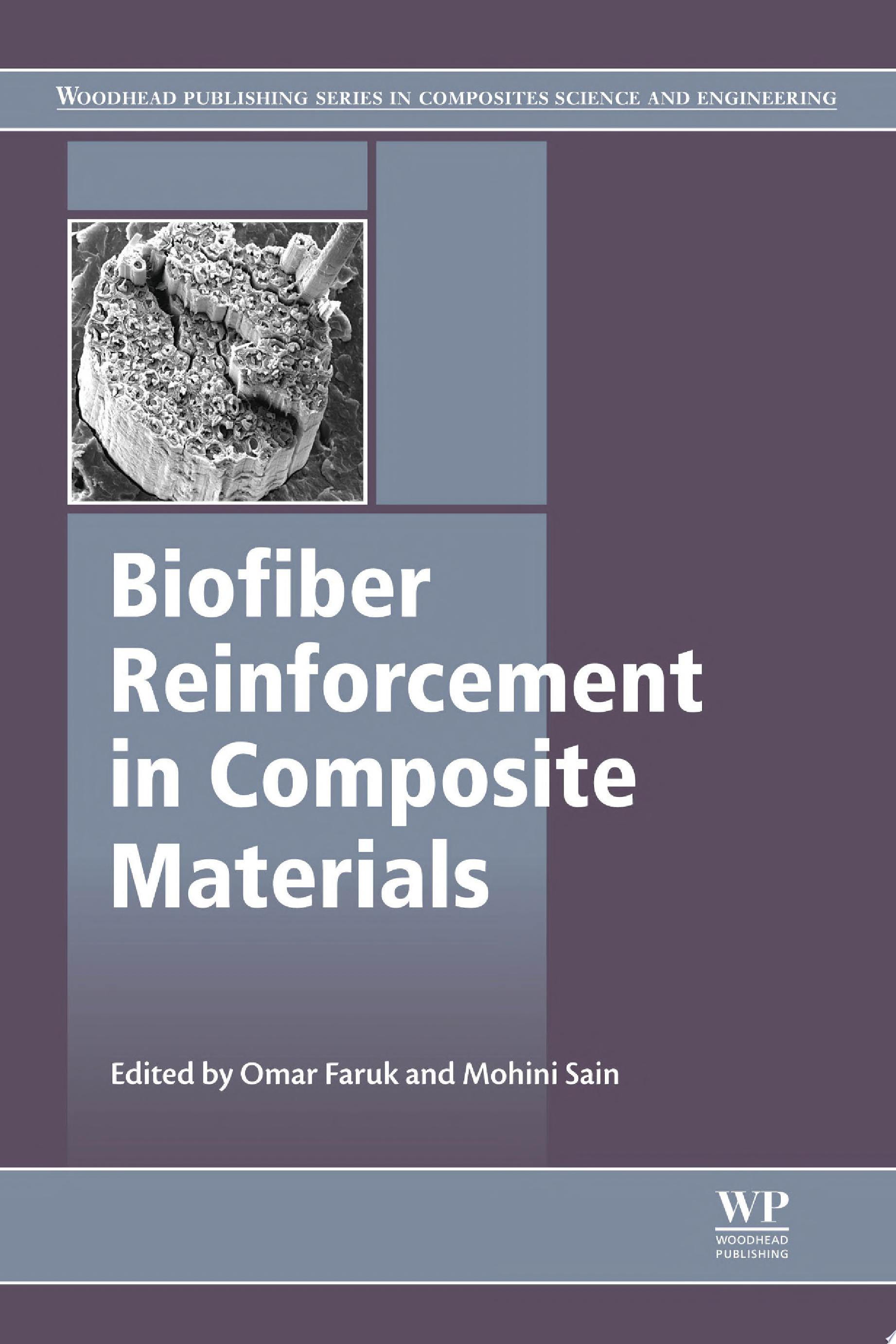 Biofiber Reinforcements in Composite Materials