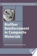Biofiber Reinforcements in Composite Materials Book