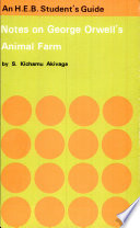Notes on George Orwell's Animal Farm