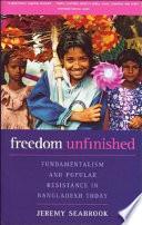 Freedom Unfinished