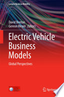 Electric Vehicle Business Models Book