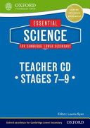 Science for Cambridge Secondary 1
