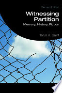 Witnessing Partition