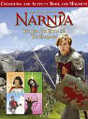 The Lion  the Witch and the Wardrobe   Colouring and Activity Book 2
