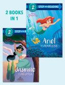 Ariel Is Fearless Jasmine Is Helpful  Disney Princess