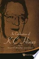 In Celebration of K.C. Hines