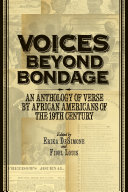 Pdf Voices Beyond Bondage Telecharger
