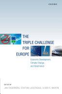 The Triple Challenge for Europe Pdf/ePub eBook