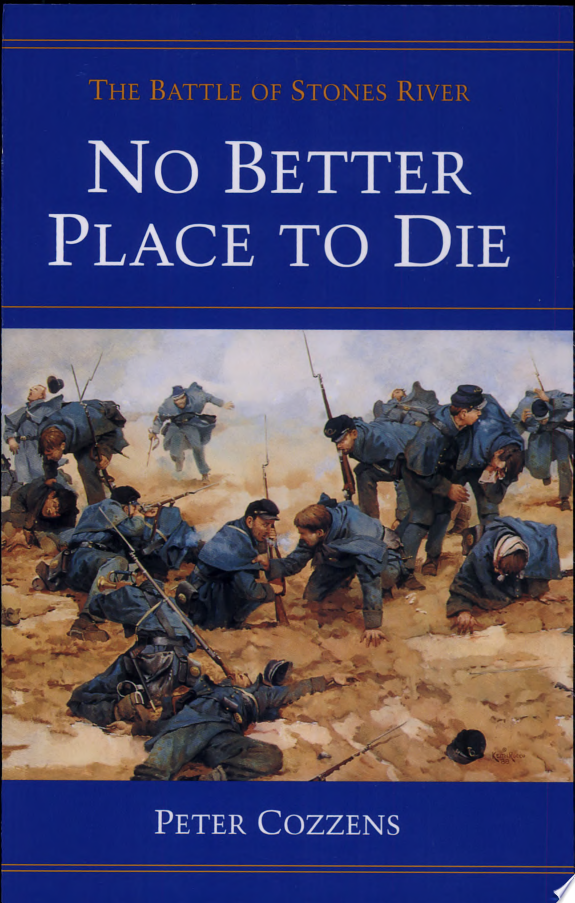 No Better Place to Die