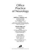 Office Practice of Neurology Book