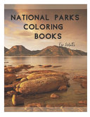 National Parks Coloring Books For Adults