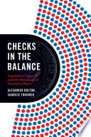 Checks in the Balance Book