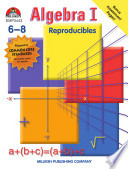 Algebra I  eBook