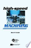 High speed Machining Book