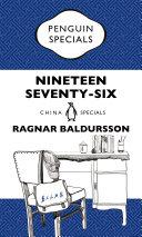 Nineteen Seventy-Six: Penguin Specials Pdf/ePub eBook