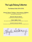 The Layla Delaney Collection - The Anderson Circle, 2014-2016 Pdf/ePub eBook