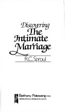 Discovering the Intimate Marriage