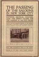 The Passing of the Saloons in New York City
