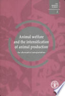 Animal Welfare and the Intensification of Animal Production