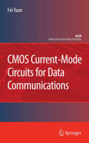CMOS Current Mode Circuits for Data Communications