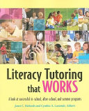Literacy Tutoring that Works: A Look at Successful ...