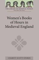Women's Books of Hours in Medieval England ebook
