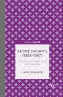 Pdf André Maurois (1885-1967) Telecharger