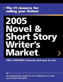 2005 Novel Short Story Writer S Market