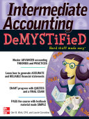 Intermediate Accounting DeMYSTiFieD Pdf/ePub eBook