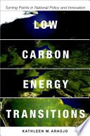 Low Carbon Energy Transitions Book