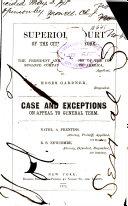 Superior Court ebook