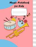 Music Notebooks for Kids