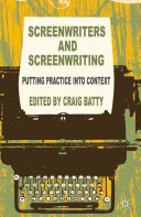 Screenwriters and Screenwriting Pdf