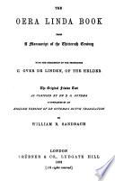 The Oera Linda Book
