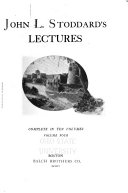 John L  Stoddard s Lectures  Sicily  Genoa  A drive through the Engadine