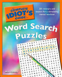 The Complete Idiot s Guide to Word Search Puzzles