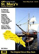 Saint Mary s County  Maryland street map book