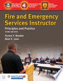 Fire And Emergency Services Instructor Principles And Practice
