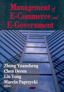 Management of E commerce and E government