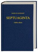 Greek Old Testament FL Septuaginta