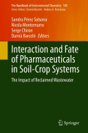 Pdf Interaction and Fate of Pharmaceuticals in Soil-Crop Systems Telecharger
