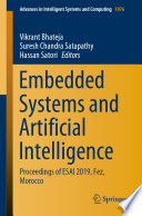Embedded Systems and Artificial Intelligence